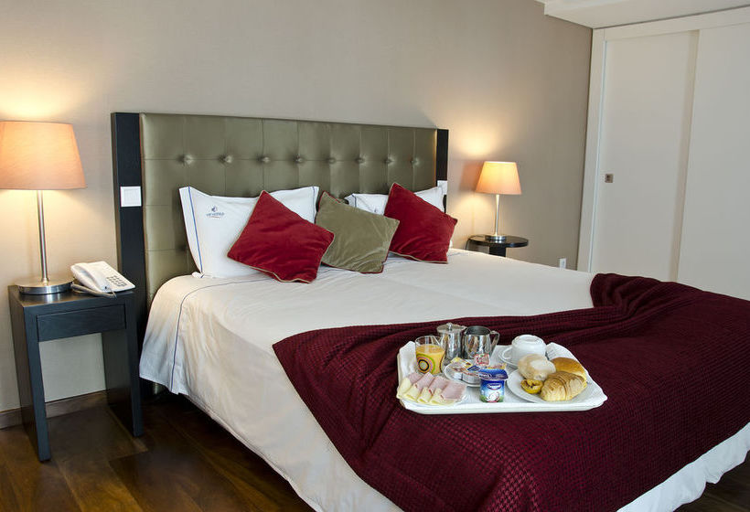 Quarto Hotel VIP Executive Saldanha Lisboa