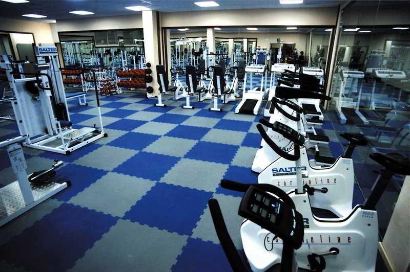 Salles de sport 4R Regina Gran Hotel Salou