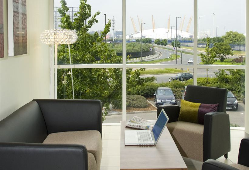 Hotel Holiday Inn Express London-Greenwich Londres