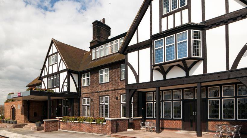 Esterno Mercure Leeds Parkway Hotel
