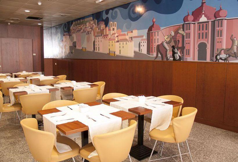 Ristorante Hotel 3K Madrid Lisbona