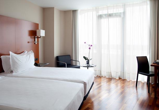 방 호텔 AC Gran Canaria 라스팔마스 데 그란 카나리아