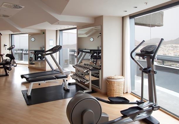 Sporteinrichtungen Hotel AC Gran Canaria Las Palmas de Gran Canaria