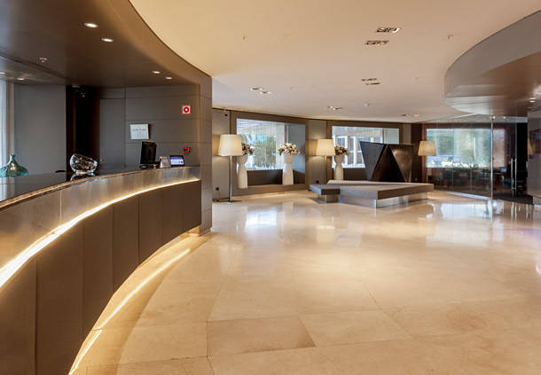 پذیرش هتل AC Gran Canaria لاس پالماس جزایر قناری