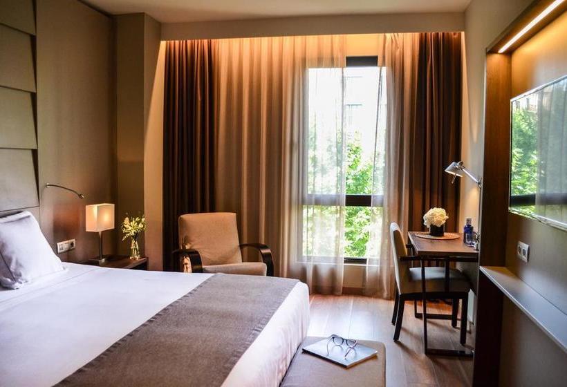部屋 ホテル America バルセロナ