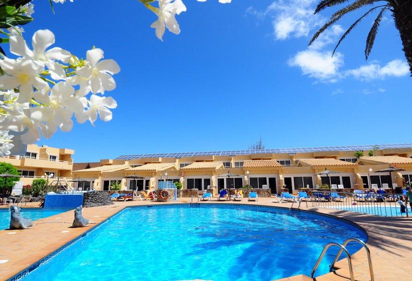 Piscine Hôtel Arena Suite Fuerteventura Corralejo