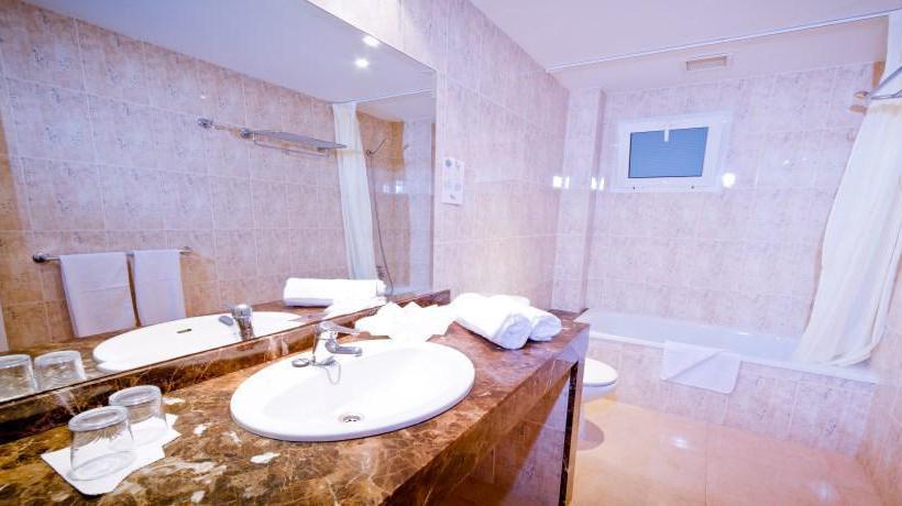 Cuarto de baño Hotel Arena Suite Fuerteventura Corralejo