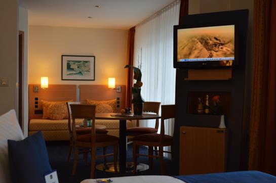 Hôtel Best Western Plaza Francfort