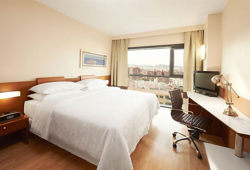 Hotel Four Points by Sheraton Barcelona Diagonal Barcellona