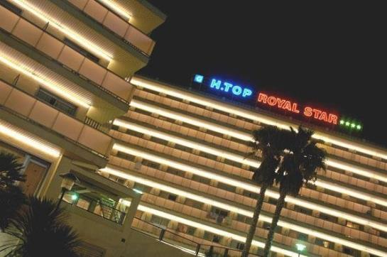 Hotel H Top Royal Star & Spa Lloret de Mar