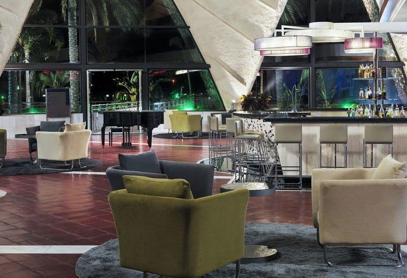 Caffetteria Hotel H10 Playa Meloneras Palace