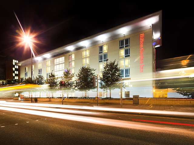 호텔 Hilton Garden Inn Bristol City Centre