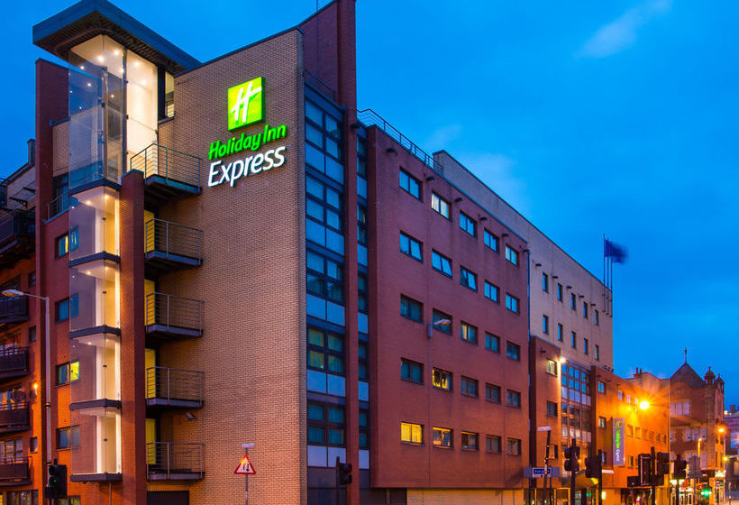 Hôtel Holiday Inn Express Glasgow City Centre-Riverside