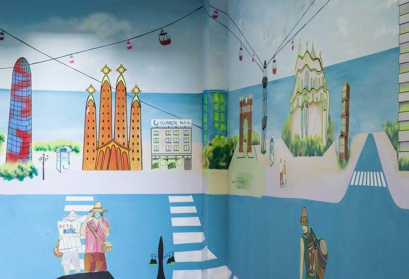 Beeld van het hotel Hotel Ilunion Bel Art Barcelona