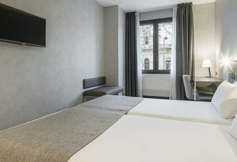Kamer Hotel Ilunion Bel Art Barcelona