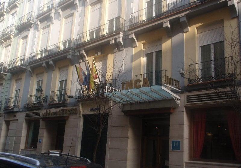 Hotel Inca Saragoça