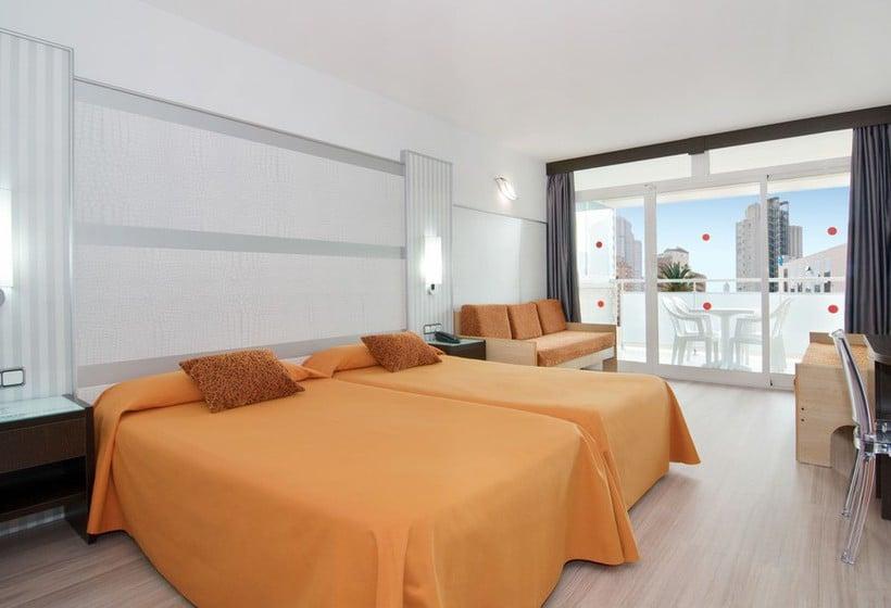Room Hotel MedPlaya Flamingo Oasis Benidorm