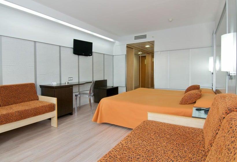 غرفة فندق MedPlaya Flamingo Oasis بينيدورم