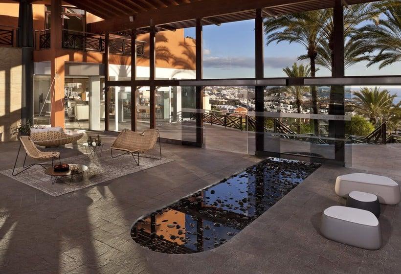 Common areas Hotel Meliá Jardines del Teide Costa Adeje