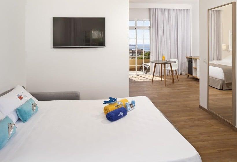 Room Hotel Meliá Jardines del Teide Costa Adeje