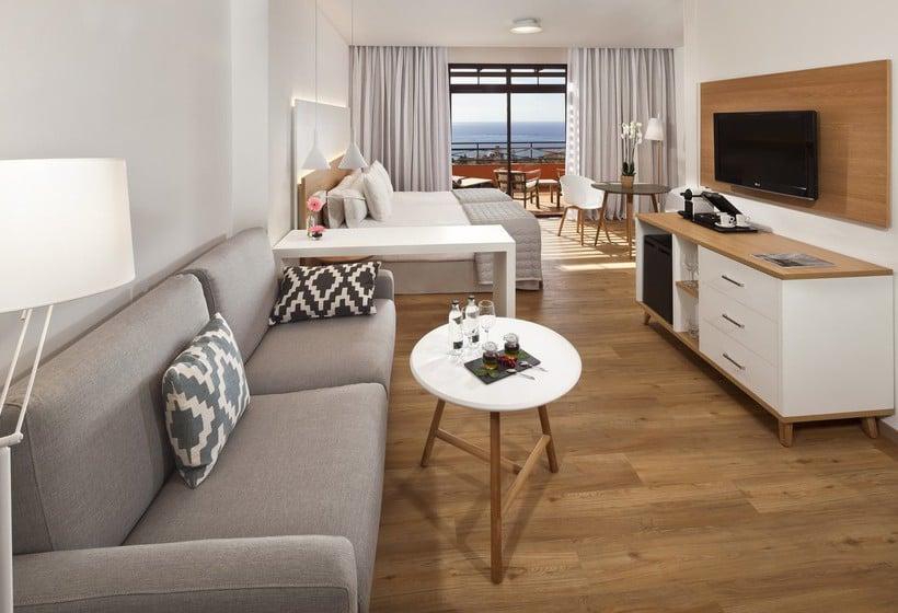 Zimmer Hotel Meliá Jardines del Teide Costa Adeje