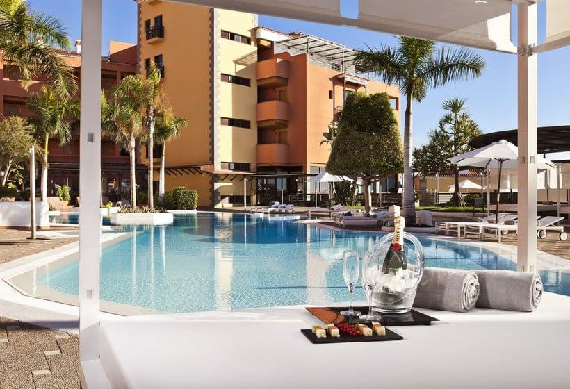 Schwimmbad Hotel Meliá Jardines del Teide Costa Adeje