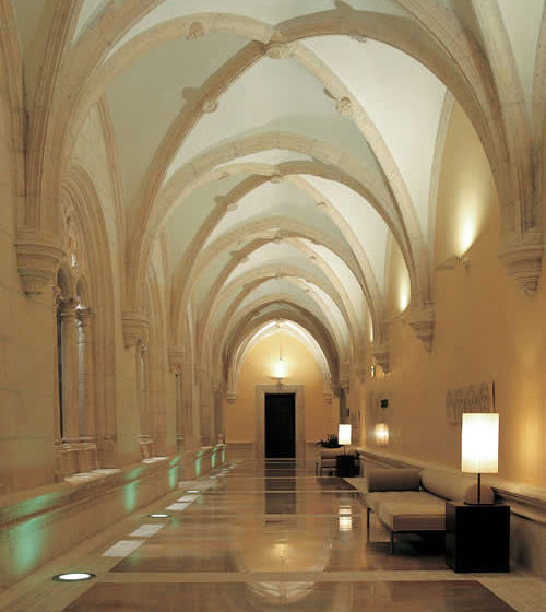 فندق NH Collection Palacio de Burgos بورجوس