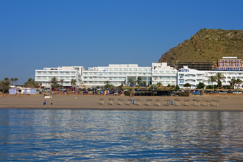 외관 호텔 Servigroup Marina Playa Mojacar
