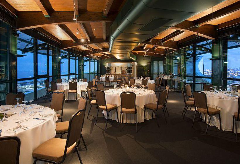 مطعم فندق Tivoli Oriente لشبونة