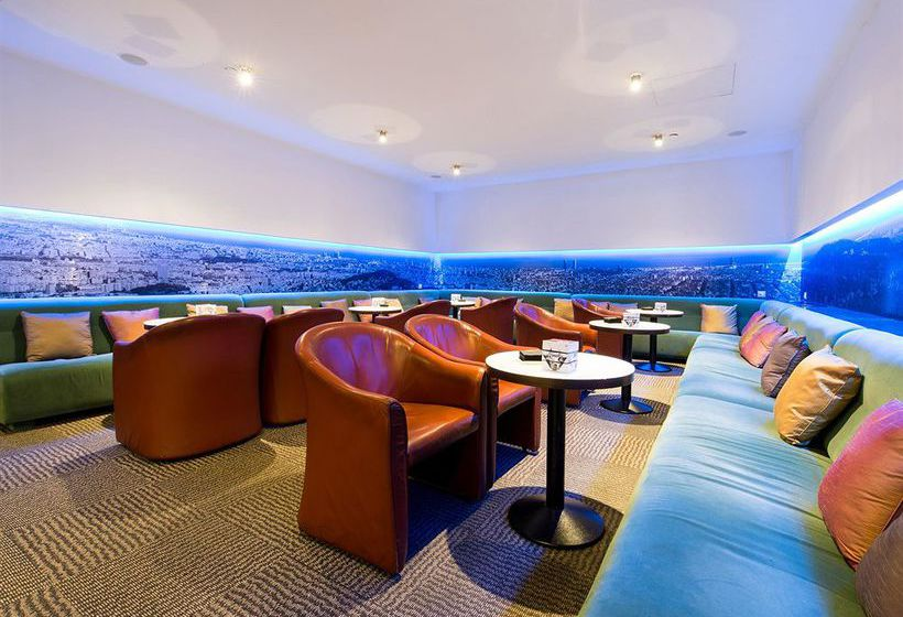 فندق Tryp Barcelona Aeropuerto إلبرات دي يوبريغات