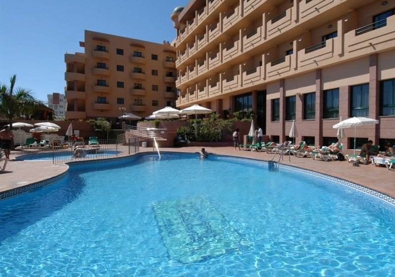 Piscina Hotel Victoria Playa Almunyécar