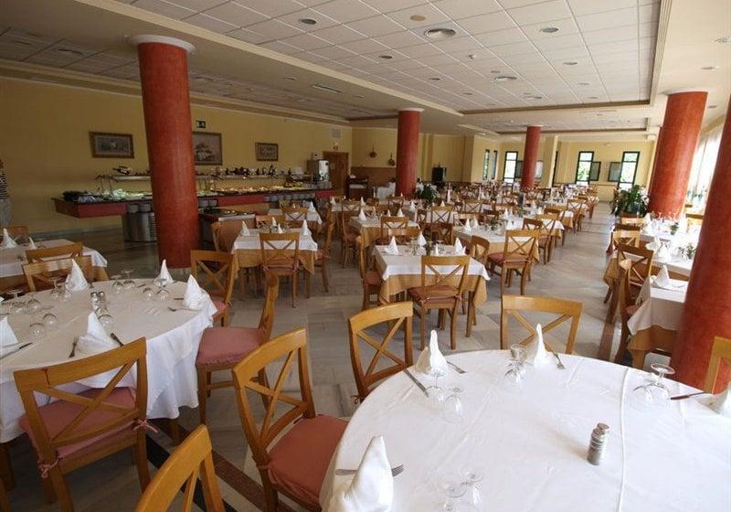 Restaurant Hotel Victoria Playa Almunyecar