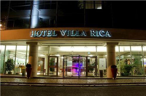 Hotel VIP Executive Villa Rica Lisboa
