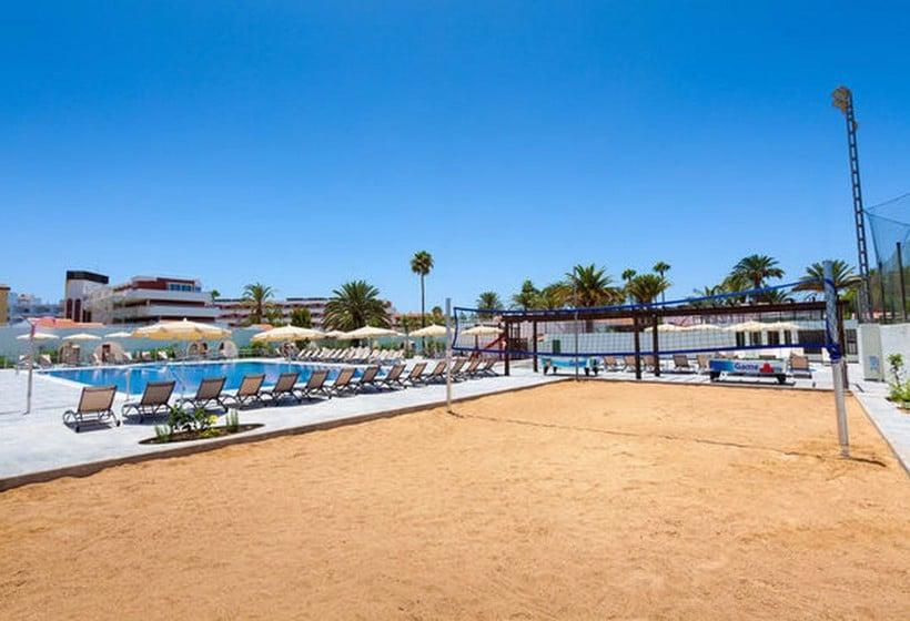 Sporteinrichtungen Sol Barbacán Playa del Ingles