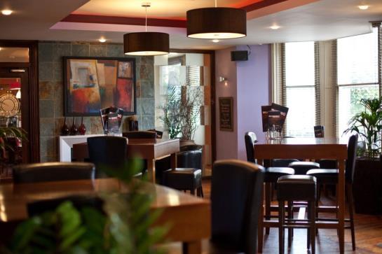 The Caledonian Hotel Newcastle Upon Tyne