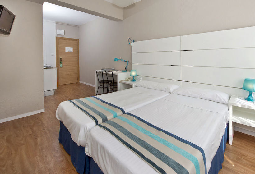 Zimmer Apartamentos Aránzazu Santander