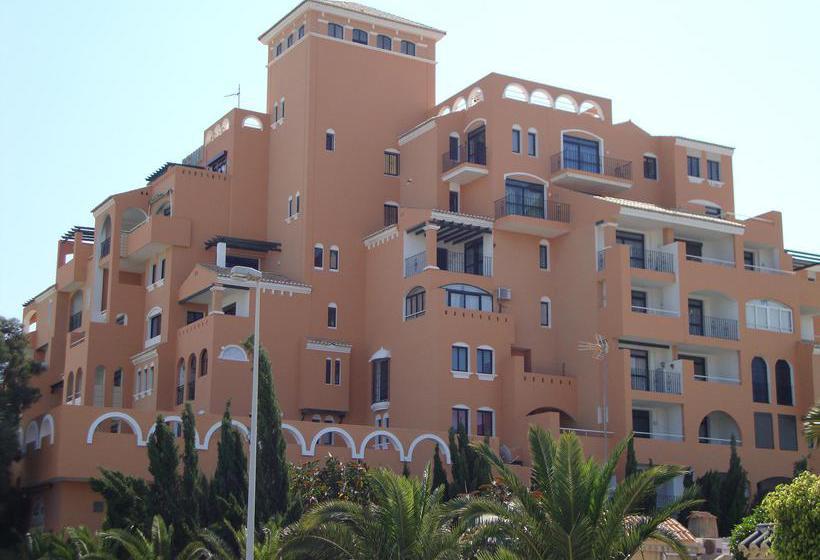 Apartamentos Fénix ロケタス・デ・マル
