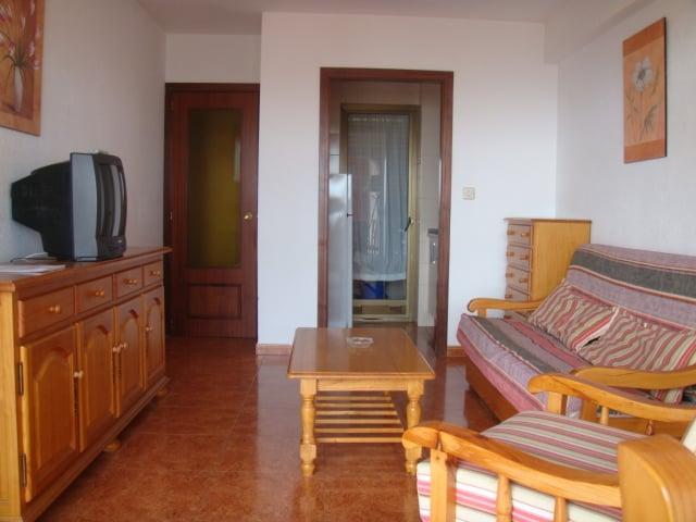 Apartamentos Gemelos II-IV بينيدورم