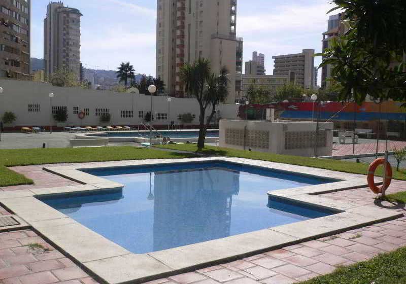 Apartamentos Gemelos II-IV Benidorm
