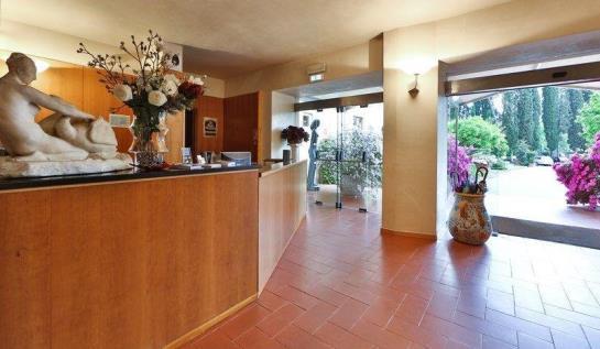 Hotel Villa Gabriele D'Annunzio Firenze