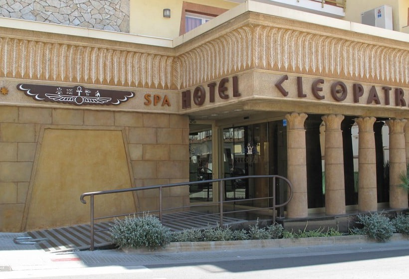 Cleopatra Spa Hotel يوريت دي مار