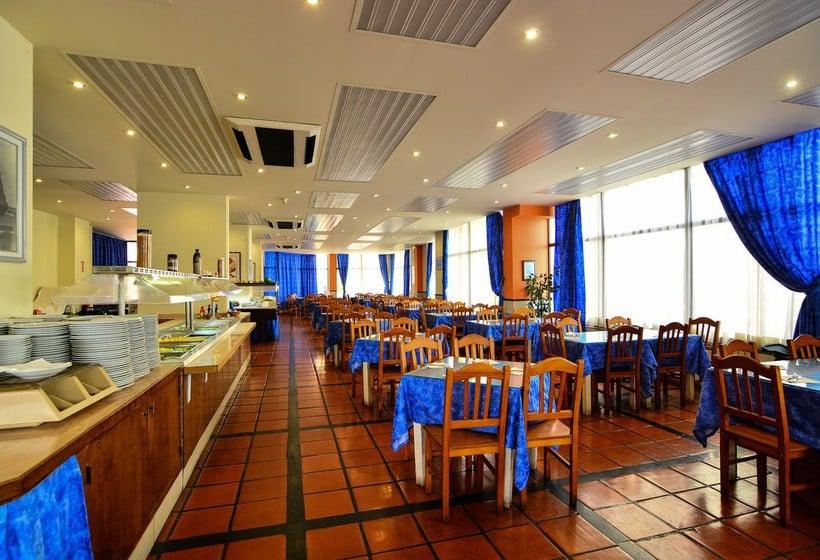 Restaurant Clube Praia da Rocha by ITC