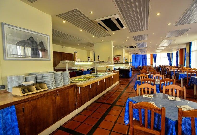 レストラン Clube Praia da Rocha by ITC  Praia Da Rocha
