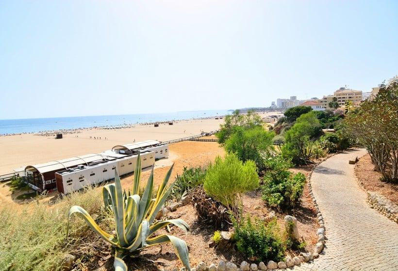 Outside Clube Praia da Rocha by ITC