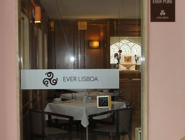 Ever Lisboa City Center Hotel Lisbona