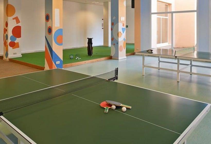 Salles de sport Hipotels Barrosa Garden Novo Sancti Petri