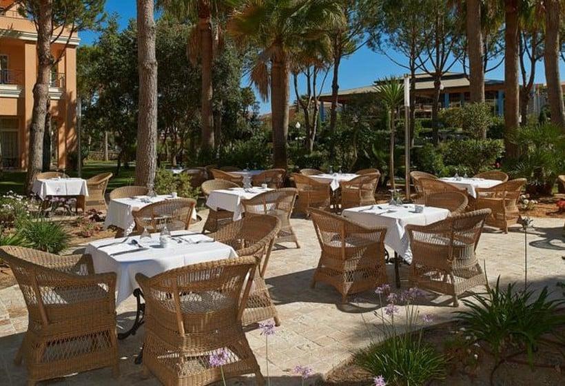 Terrasse Hipotels Barrosa Garden Novo Sancti Petri
