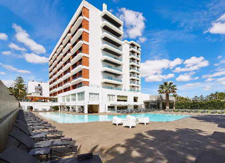 فندق Alcazar Beach & Spa Monte Gordo
