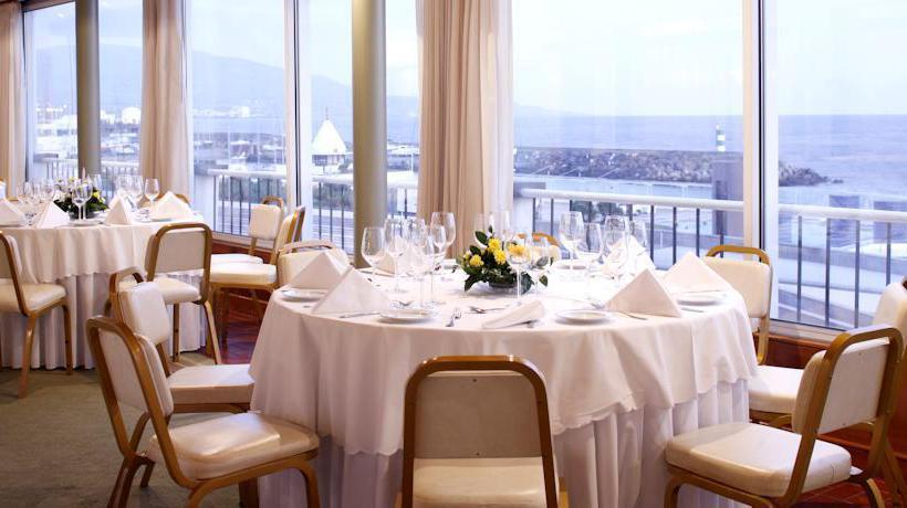 Restaurant Hôtel Açores Atlantico Ponta Delgada