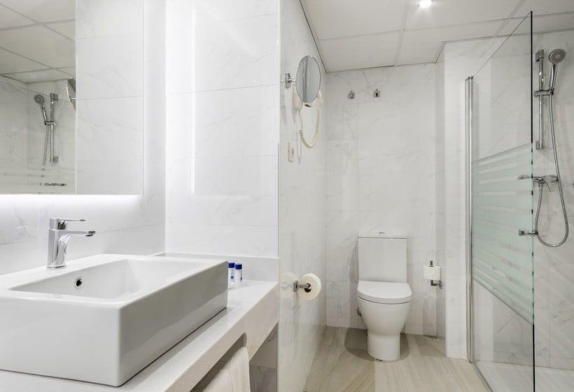 Cuarto de baño Hotel Best Marítim Cambrils